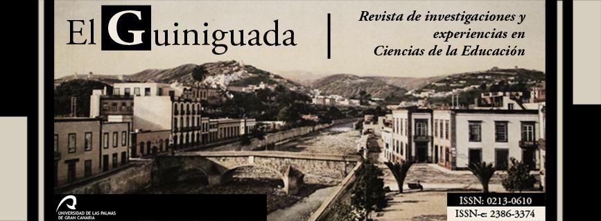 El Guiniguada. Revista de investigaciones y experiencias en Ciencias de la Educación