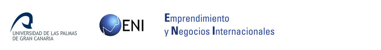 Emprendimiento y Negocios Internacionales